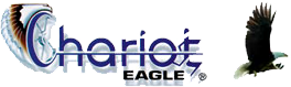 Chariot Eagle mobile home manufacturer logo