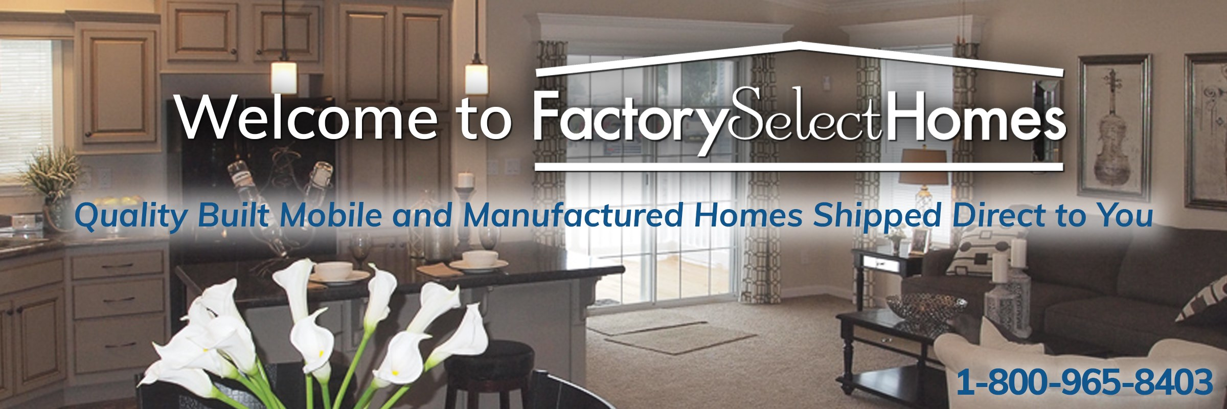 Factory Select Homes | Mobile Home Dealer Brooksville FL | Home