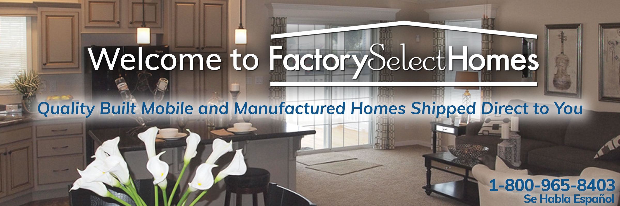 Factory Select Homes - New Mobile Homes For Sale